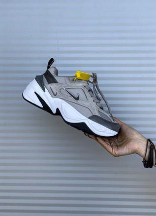 Кроссовки Nike M2k Tekno Gray