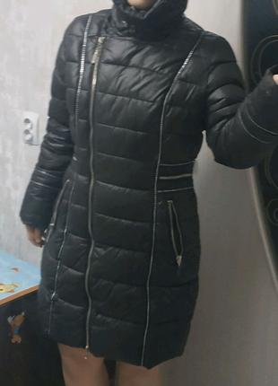 Зимний пуховик, пальто