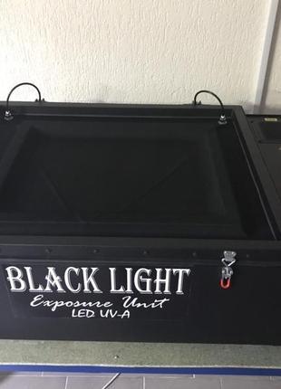 Экспонирующая камера засветка шелкография