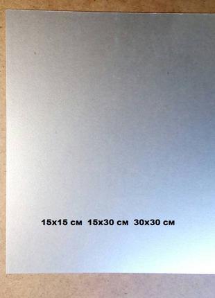 Слюда для мікрохвильовки (захист магнетрона) 15х15 см.