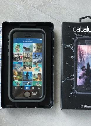 Catalyst case iPhone 6/6s водонепроницаемый чехол