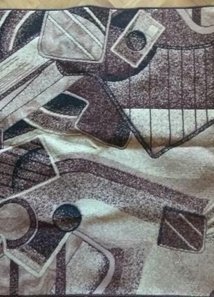 Ковёр на натуральных волокнах