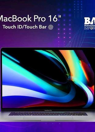 MacBook Pro 16 2019 MVVJ2 TouchBar i7-9/16/512/Pro