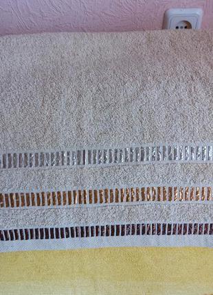 Продам новое махровое полотенце koloco -100% хлопок 45 см на 9...