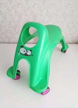 Каталка толокар Toy Monster Whirlee