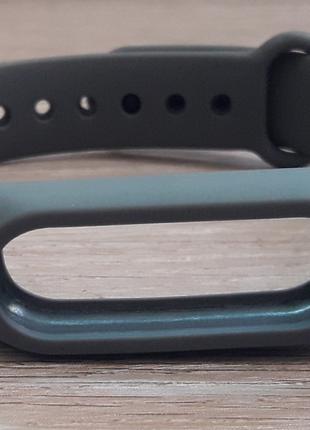 Браслет Ремешок Xiaomi Mi Band 2 серый