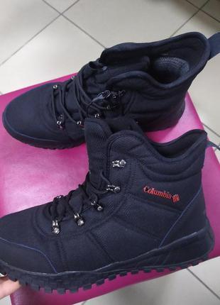 Мужские ботинки термо зима
