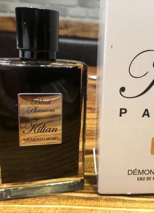 Kilian black phantom парфюмированная вода тестер с крышечкой, ...
