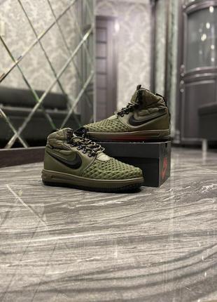 Nike lunar force 1 duckboot '17 green