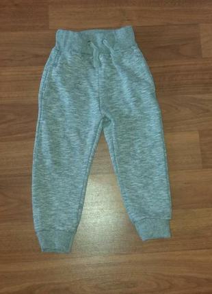 Штаны на мальчика, спортивные штаны Primark