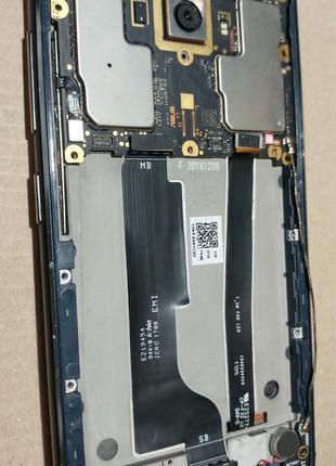 Asus Zenfone 3 ZE552KL разборка