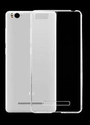 Чехол Силиконовый для Xiaomi Mi4I (mi4c)