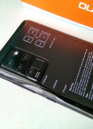 Акция! Oukitel C21 4Gb RAM 64Gb ROM black