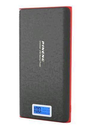 Портативное Зарядное PINENG PN-920 Power Bank 40000 Mah LCD