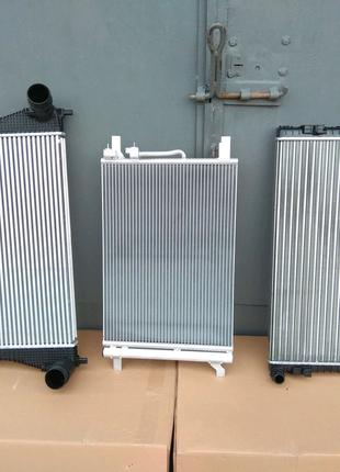 Радиаторы радіатор основной интеркуллер кондиционера Golf 7 VII