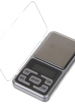 Весы ювелирные точные Pocket Scale до 200 гр