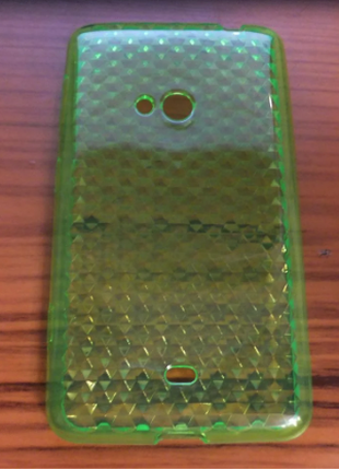 Чехол-накладка силикон Nokia Lumia 625