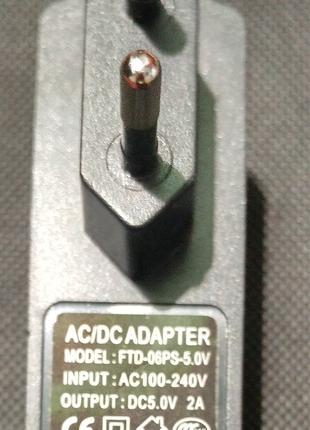 Оригинальное зарядное устройство PocketBook FTD-06PS на 5V 2А