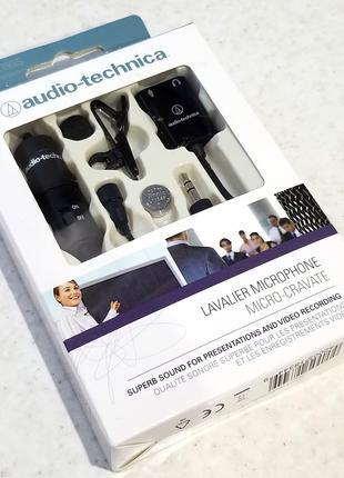 Петличный микрофон Audio-Technica ATR3350iS (901)