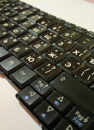 Клавиатура от нетбука acer aspire one d150
