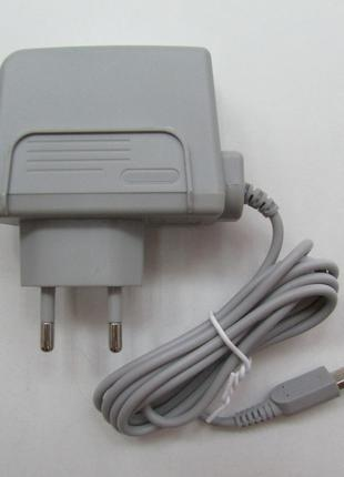 Блок питания 100-240 Вольт для DSi,DSiXL,3DS,3DS XL,2DS