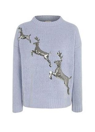 Актуальный свитер джемпер george