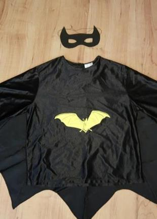 Карнавальный костюм бэтмен /batman на хэллоуин/ новый год
