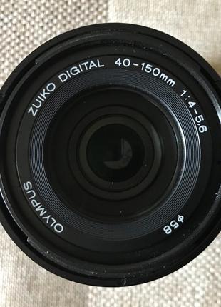 ПРОДАЮ об'єктив Olympus ED 40-150 мм, f/4.0-5.6