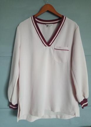 Кофта. в спортивном стиле. свитшот . джемпер. пуловер . туника...
