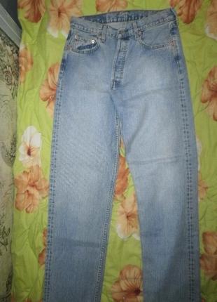 Классические джинсы.