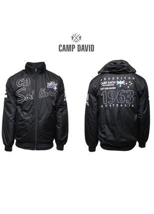 Мужская куртка camp david оригинал