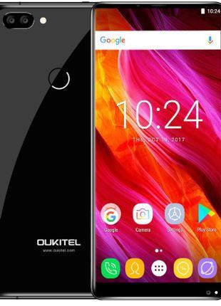 Смартфон Oukitel MIX 2, 5,9' IPS FHD экран, 8 ядерный процессор,