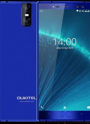 Смартфон Oukitel K3 PRO, 5,5' IPS FHD экран, 8 ядерный процессор,