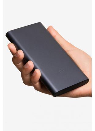 Внешний аккумулятор Xiaomi Mi Power Bank 2 10000 mAh Black (VXN41