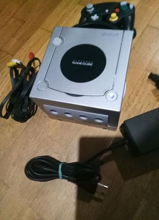 Игровая приставка Nintendo GameCube DOL-101 (EUR) оригинал