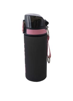 Бутылка для воды Elite - 500 мл Sport Life софт EL-1335