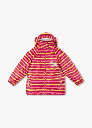 Интересная курточка-дождевик c&a+подарок