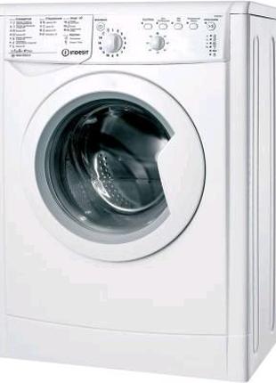 Великий вибір Пральна машина Indesit IWSB 51051 UA