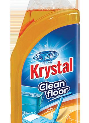 Средство KRYSTAL для мытья полов (Чехия)