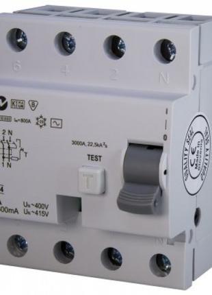 Реле дифференциальное EFI-4 40/0,3 тип AC производитель Словения