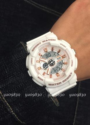 Водонепроницаемые спортивные часы skmei, оригинал