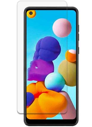 Защитное стекло для Samsung Galaxy A21