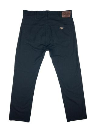 Классические штаны armani jeans comfort