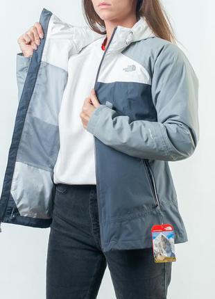 Женская куртка the north face w stratos waterproof jacket
