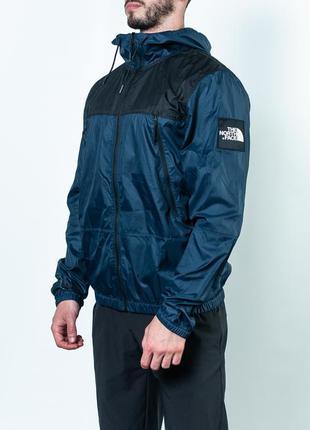 Мужская куртка the north face black label m 1990 seasonal moun...