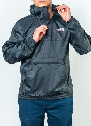 Мужская куртка the north face 1/4 zip flyweight jacket