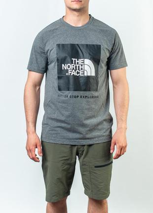 Футболка the north face m out of the box tee