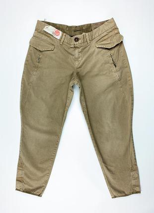 Incotex  штаны бриджы женские