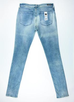 Denham sharp skinny fit джинсы levis