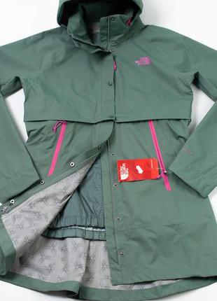 The north face w fran zip off jacket  плащ трансформер